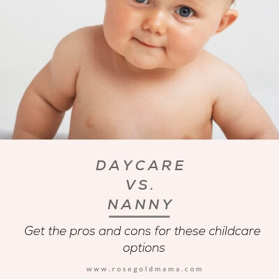Your Childcare Choice: Daycare Vs. Nanny