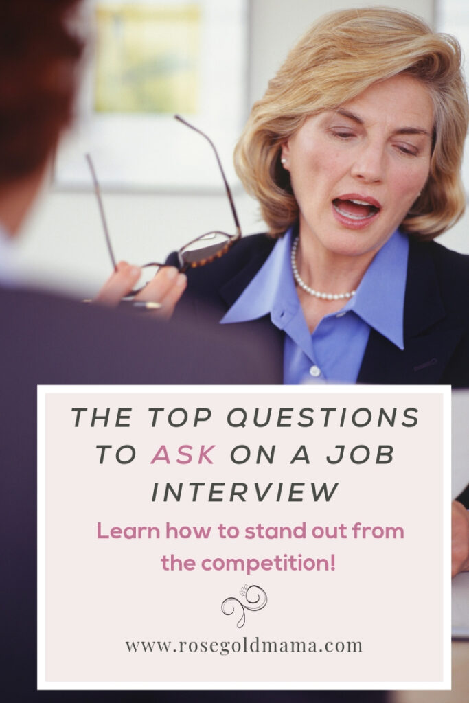 Success! You've scored that interview and now it's time to prepare. Did you know that asking the right interview questions can help you stand out. The questions in the article and free printable worksheet helped me to land a job I love.