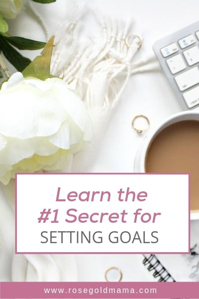 The Best Tip for How to Set Goals