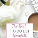The best to do list template