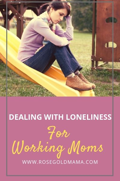 How to deal with the loneliness of motherhood and feel more connected