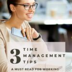 Time Management Tips for Working Moms   Rose Gold Mama