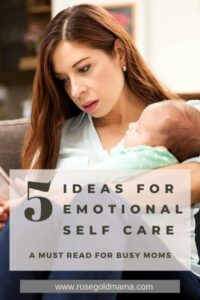 5 Ideas For Emotional Self-Care