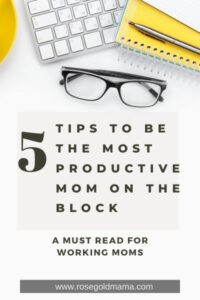 5 Tips On What Not To Do, To Be Productive