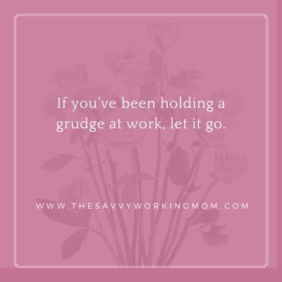 Let It Go | The Savvy Working Mom