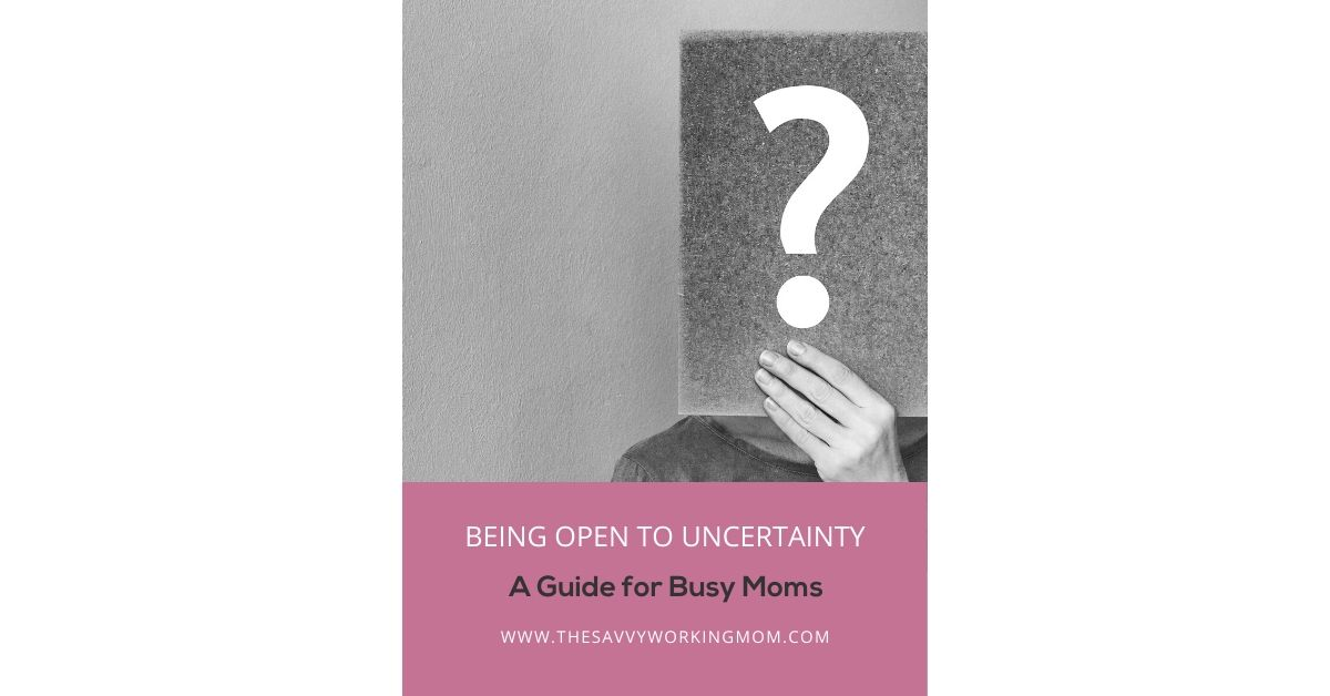 Being Open to Uncertainty