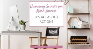 Unlocking Secrets for More Success